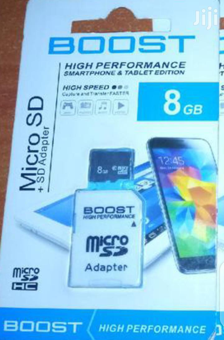 Ideal 8gb Memory Card
