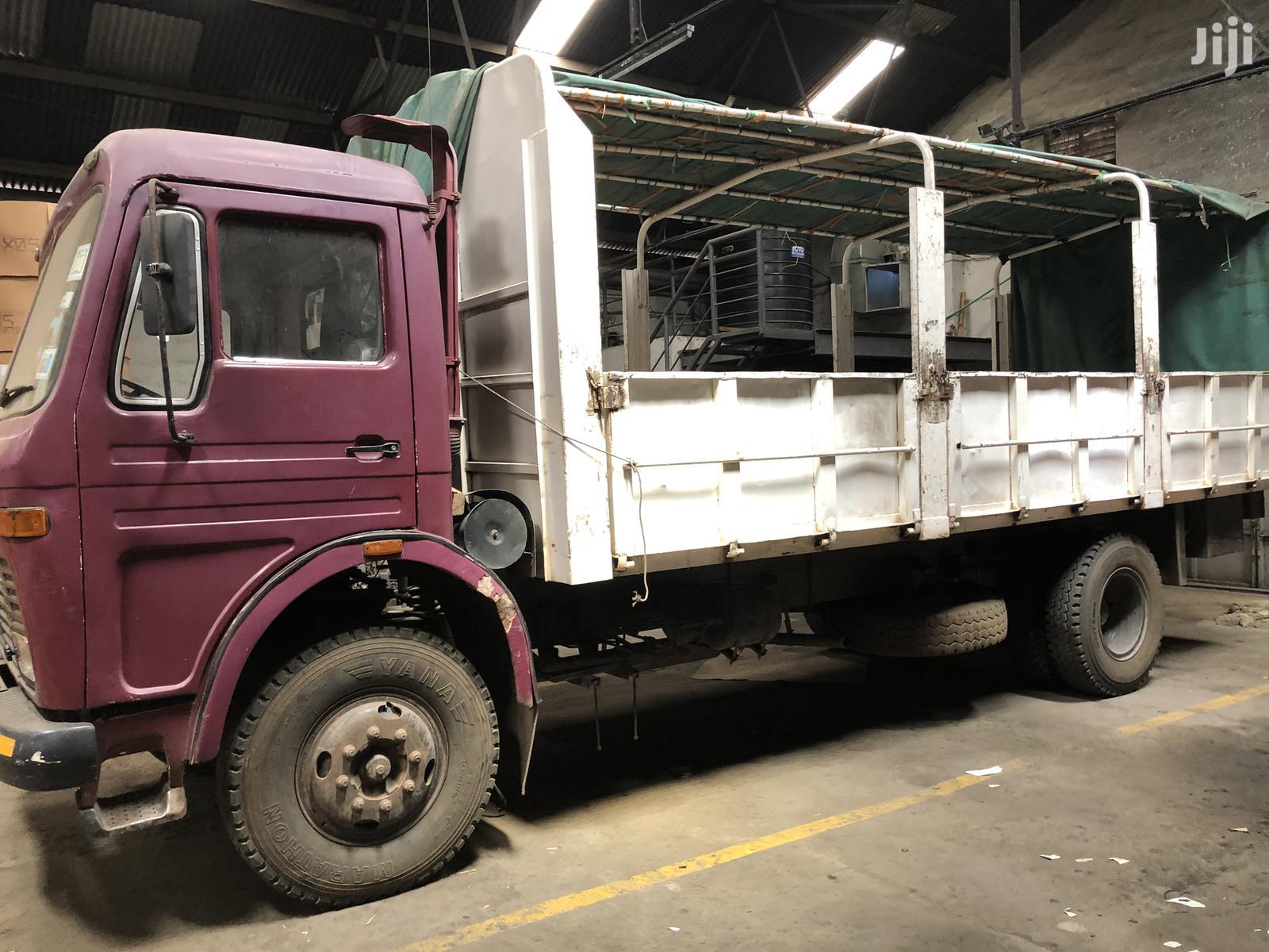 Archive: Tata Truck 1994