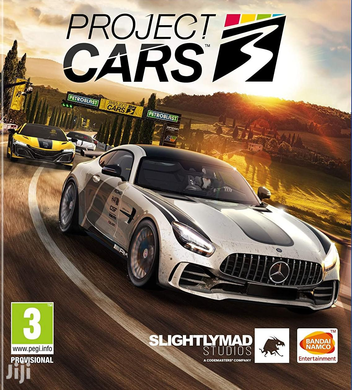 Project Cars 3 PC Game