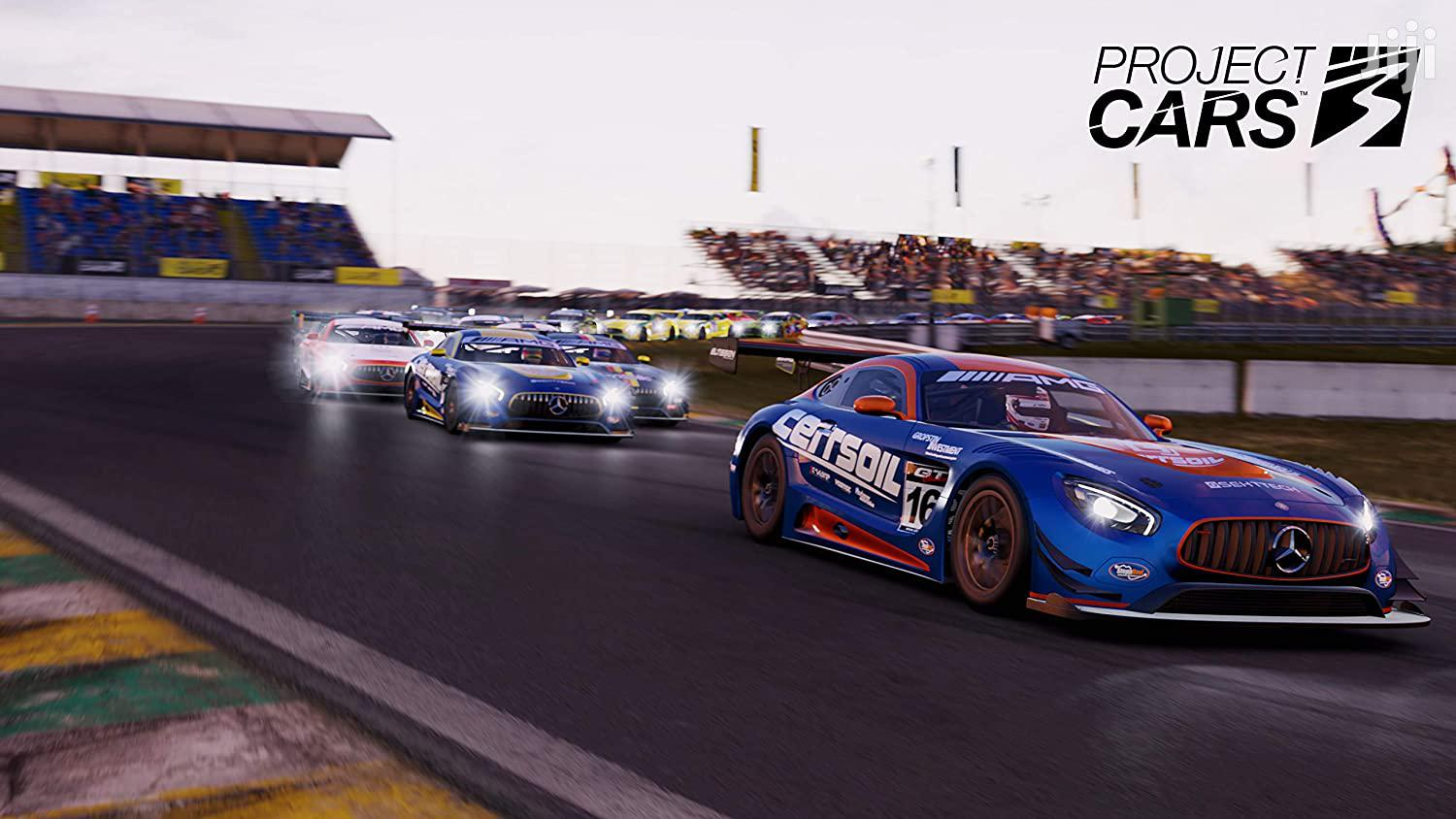 Project Cars 3 PC Game | Video Games for sale in Nairobi Central, Nairobi, Kenya