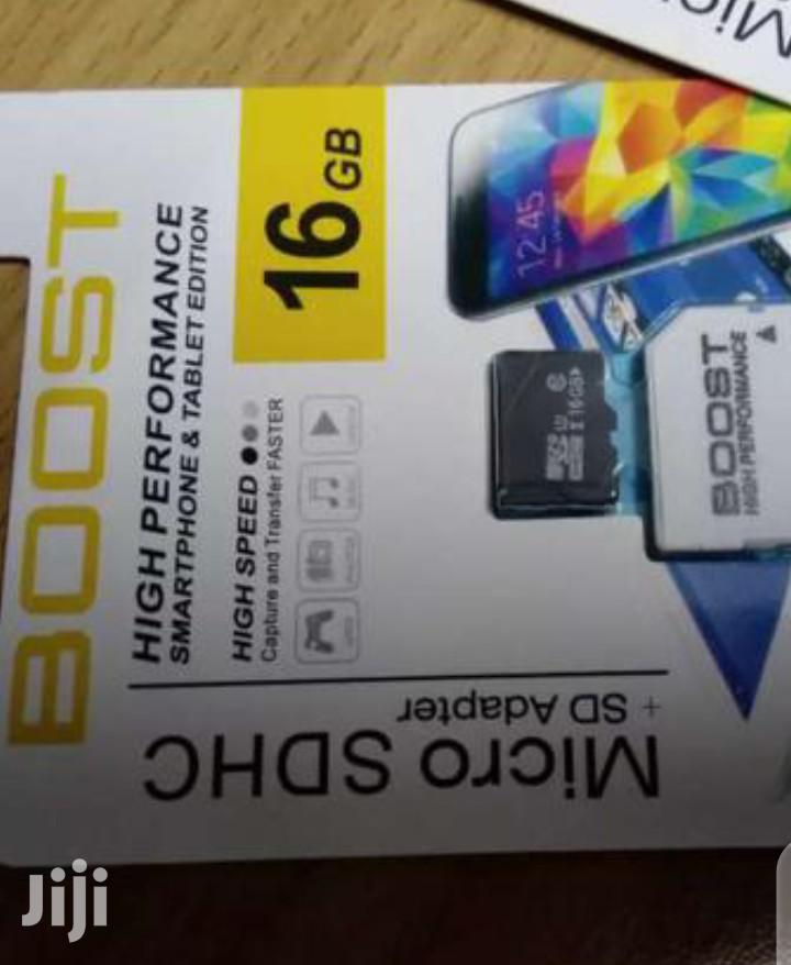 Modern 16gb Memory Card   Accessories for Mobile Phones & Tablets for sale in Nairobi Central, Nairobi, Kenya