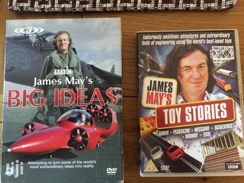 James May UK TV BBC DVD Box Sets
