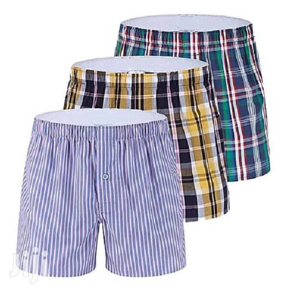 Men Boxers- Cotton Boxers | Clothing for sale in Nairobi Central, Nairobi, Kenya