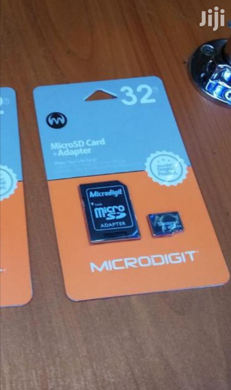 Digital 32gb Memory Card