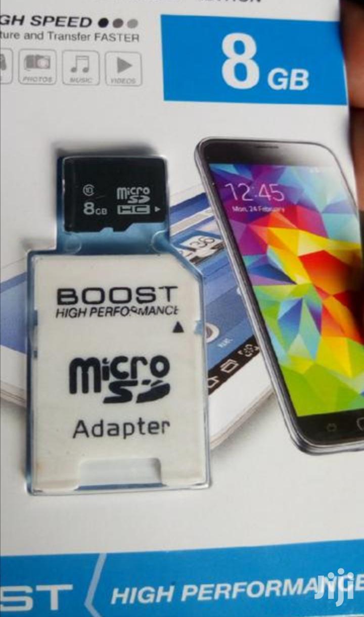 Original 8gb Memory Card | Accessories for Mobile Phones & Tablets for sale in Nairobi Central, Nairobi, Kenya
