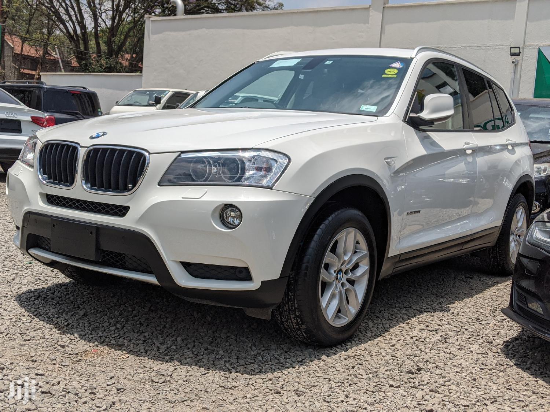BMW X3 2013 White