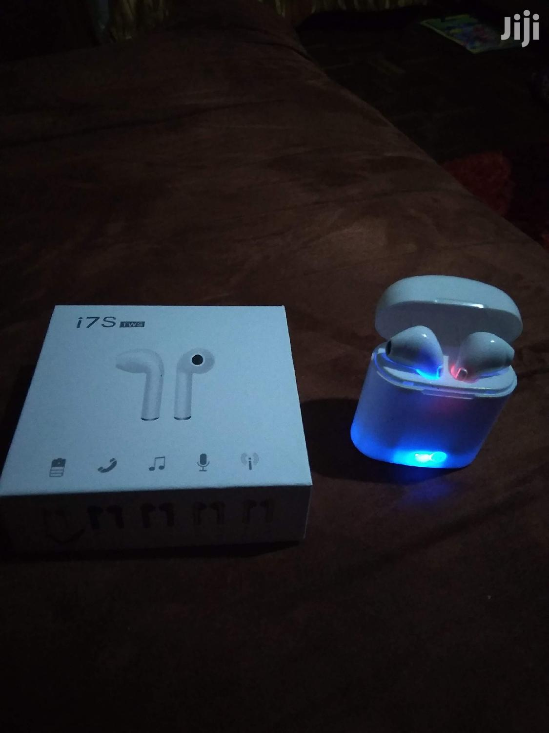 I7s Wireless Earpods Android. | Accessories for Mobile Phones & Tablets for sale in Woodley/Kenyatta Golf Course, Nairobi, Kenya