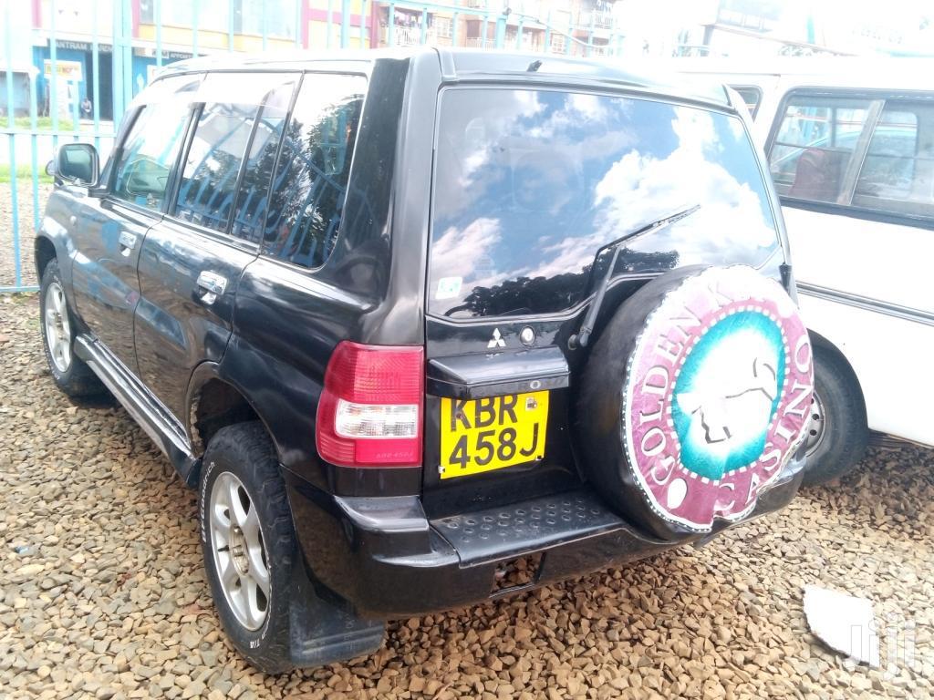 Mitsubishi Pajero IO 2005 Black | Cars for sale in Eldoret CBD, Uasin Gishu, Kenya