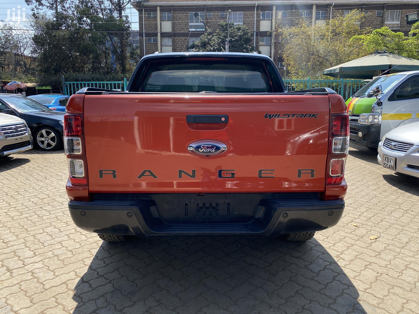 Ford Ranger 2014 Orange | Cars for sale in Kilimani, Nairobi, Kenya
