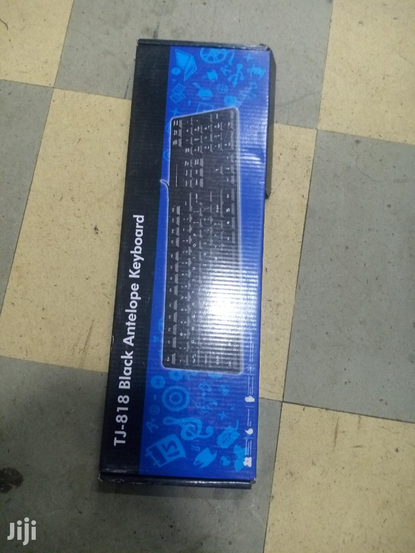 Brand New Keyboard