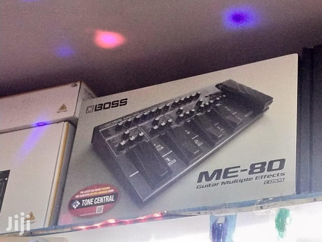 Boss ME80 Guitar Effect