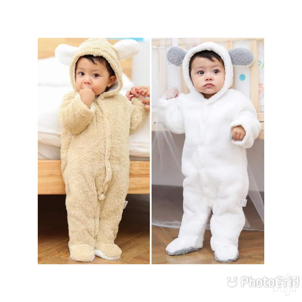 Baby Warmer Rompers