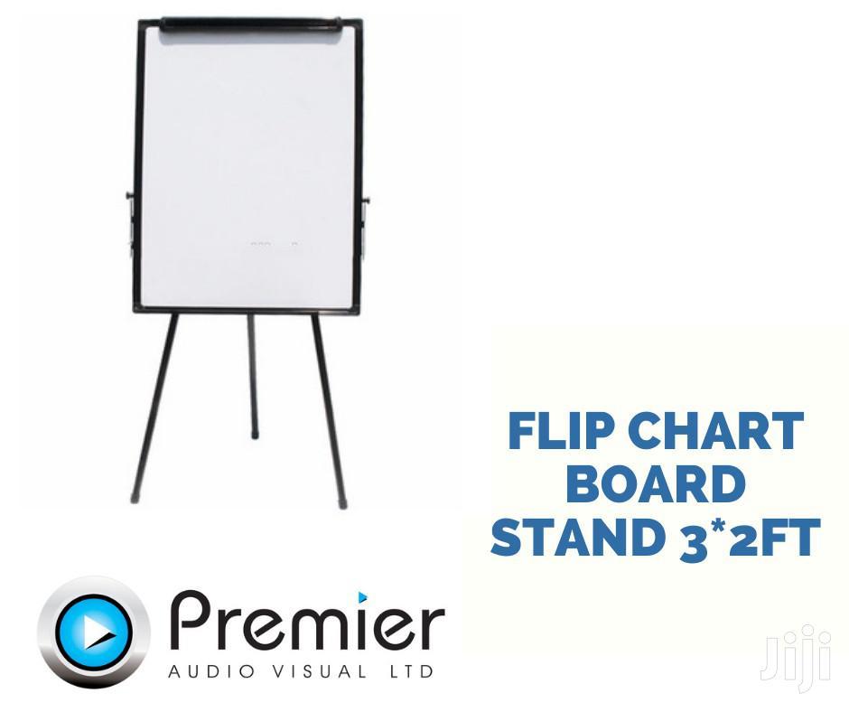 Multipurpose Board, Flip Chart Board And Whiteboard 3*2ft