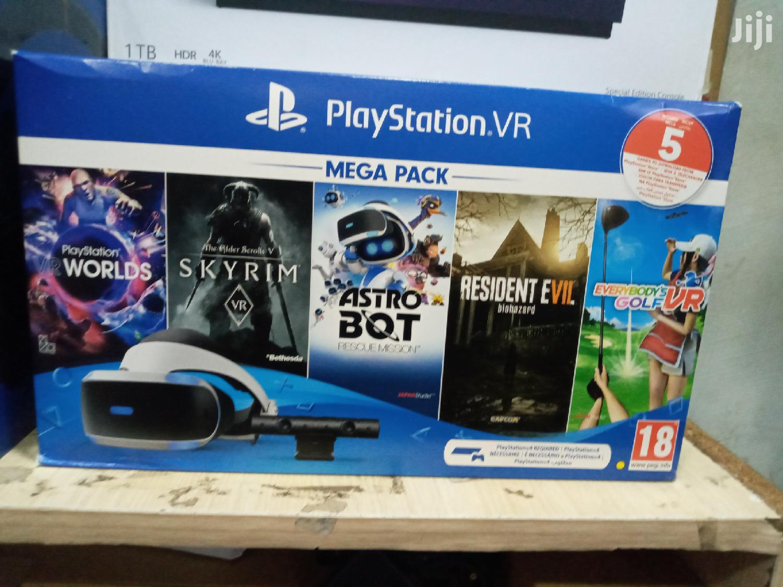 Playstations Virtual Reality Mega Pack   Accessories & Supplies for Electronics for sale in Nairobi Central, Nairobi, Kenya