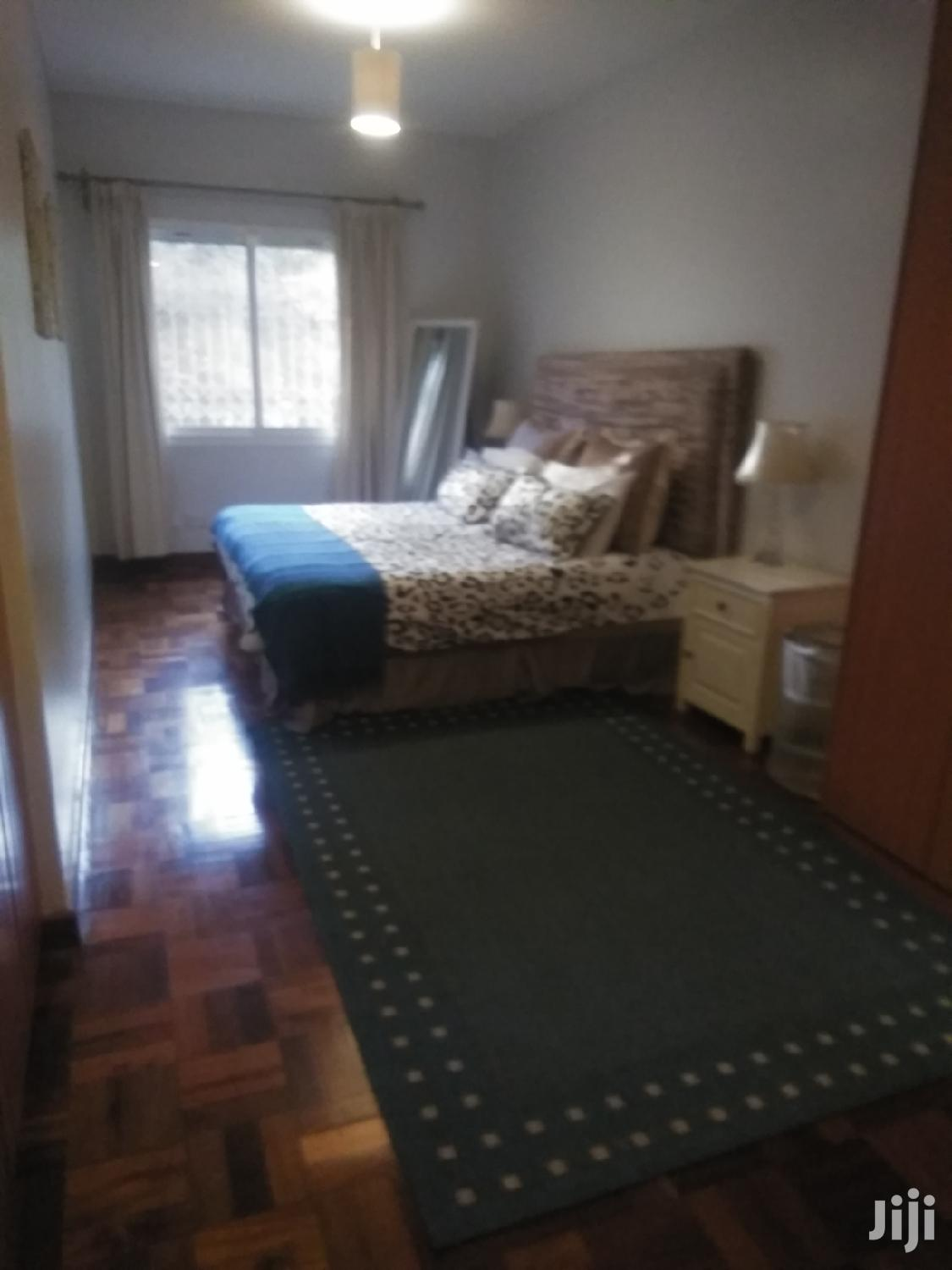 Archive: Furnished Apartment For Rent