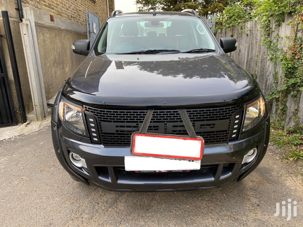 Ford Ranger 2013 Black