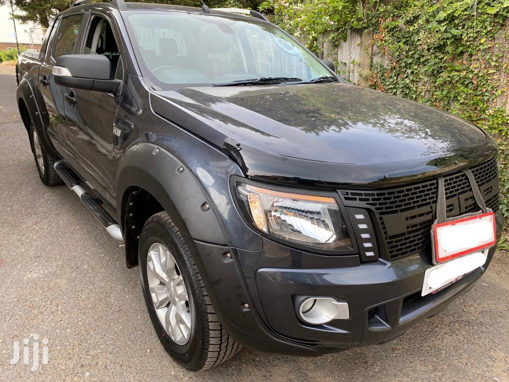 Ford Ranger 2013 Black | Cars for sale in Kilimani, Nairobi, Kenya