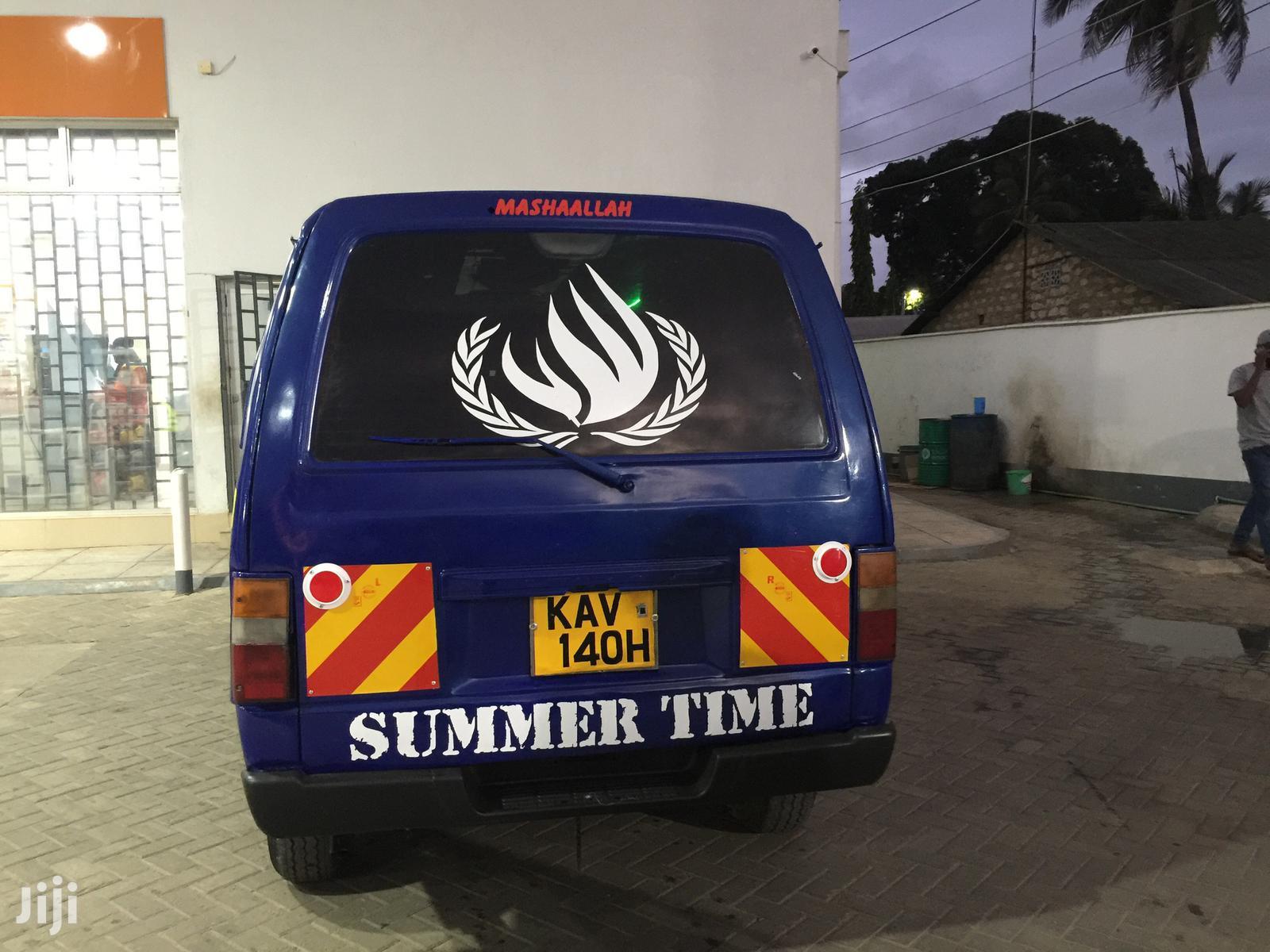 Nissan Matatu QD | Buses & Microbuses for sale in Likoni, Mombasa, Kenya