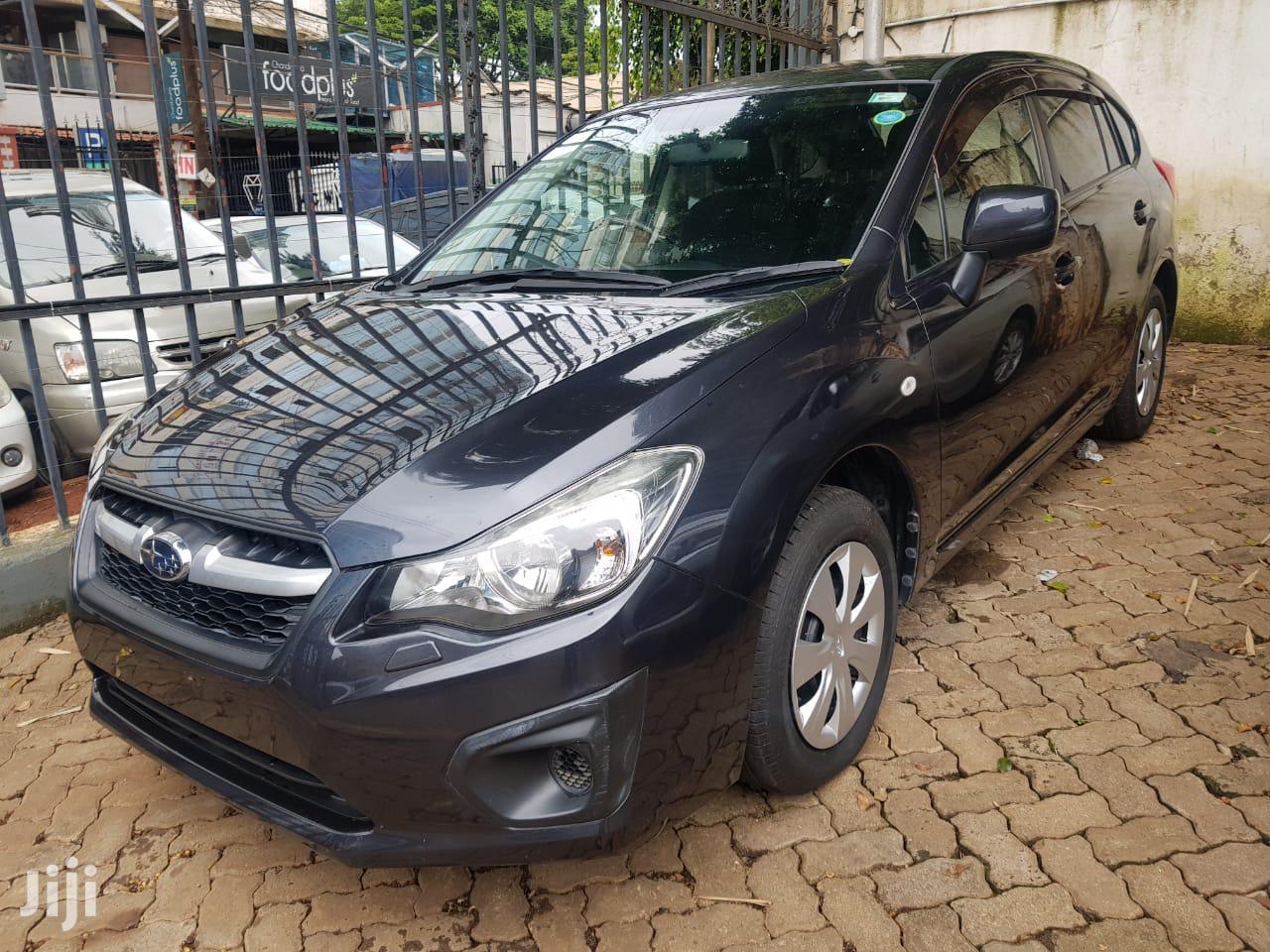 Subaru Impreza 2012 Gray | Cars for sale in Karen, Nairobi, Kenya