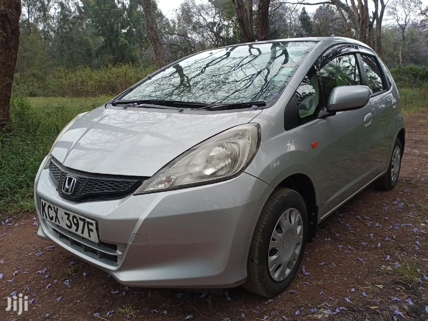 Honda Fit 2012 Silver | Cars for sale in Nairobi Central, Nairobi, Kenya
