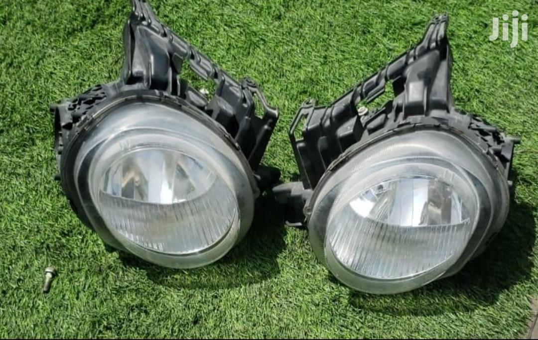 Juke Headlights