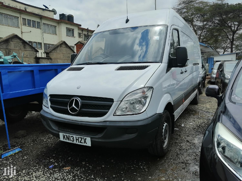 Mercedes-benz Sprinter 2013 Cargo Van | Buses & Microbuses for sale in South C, Nairobi, Kenya