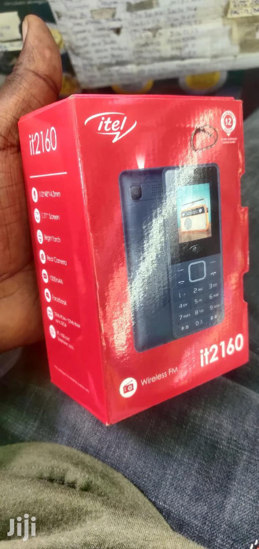 New Itel it2150 Black | Mobile Phones for sale in Nairobi Central, Nairobi, Kenya