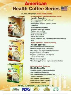 Herbal Coffees From Mashroom,Ginseng,Cordyceps .   Vitamins & Supplements for sale in Nairobi, Nairobi Central
