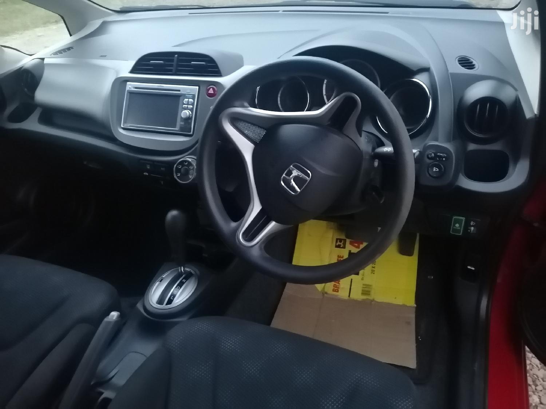 Honda Fit 2012 Automatic Red | Cars for sale in Kilimani, Nairobi, Kenya