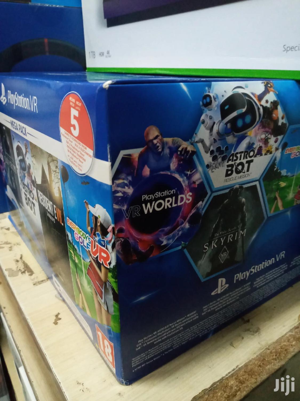 Playstations Virtual Reality Mega Pack
