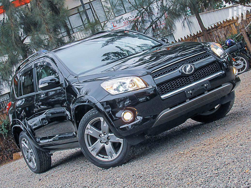 Toyota RAV4 2013 Black | Cars for sale in Kilimani, Nairobi, Kenya