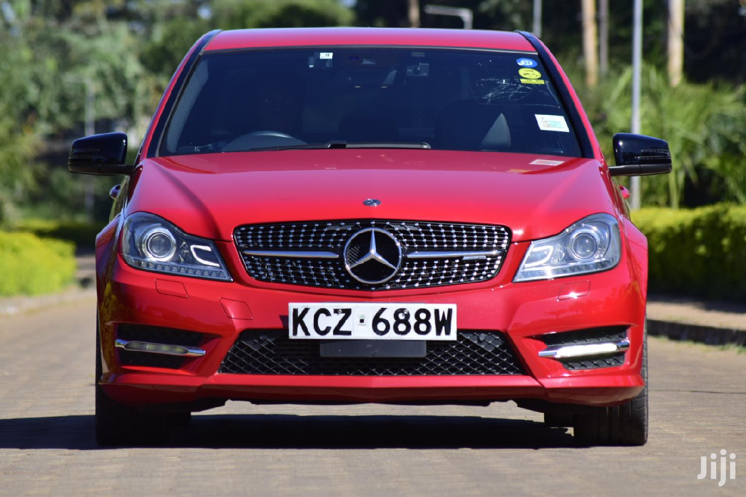 Mercedes-Benz C200 2013 Red | Cars for sale in Runda, Nairobi, Kenya
