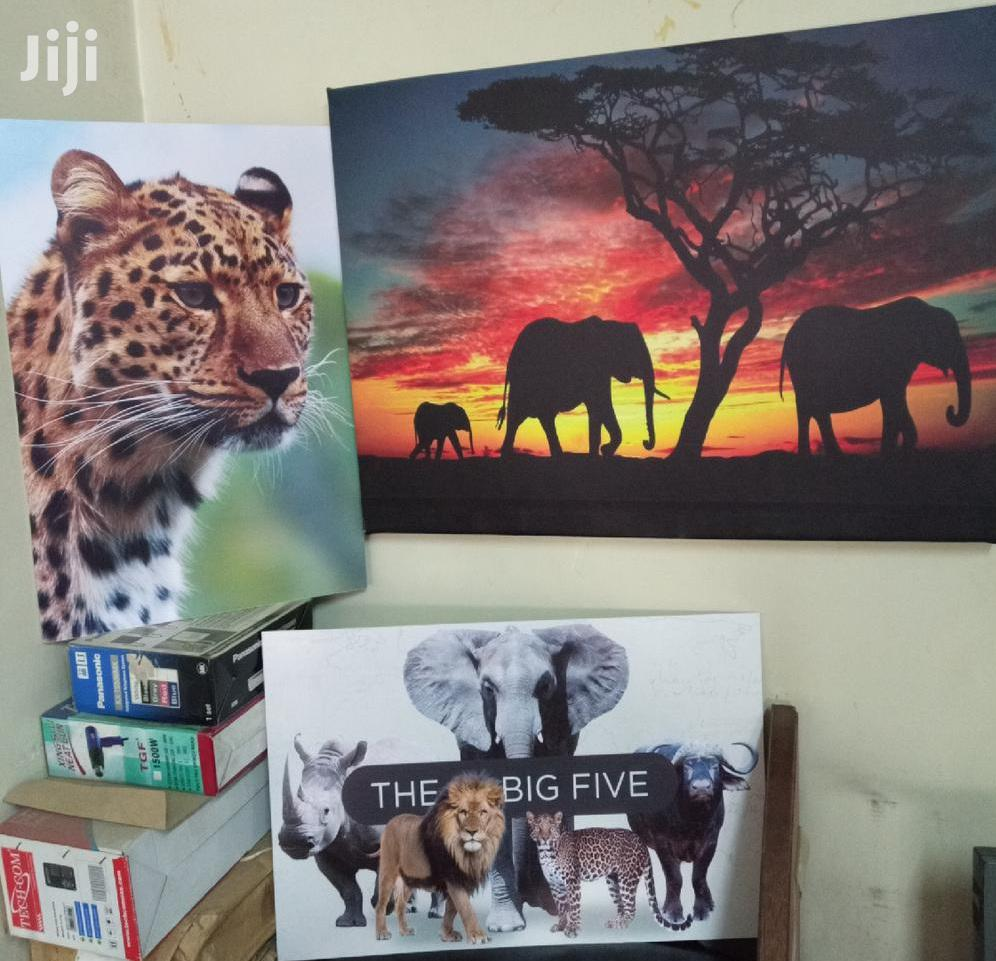 Canvas Wall Hangings | Home Accessories for sale in Nairobi Central, Nairobi, Kenya