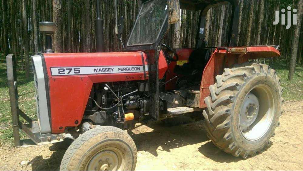 MF 275 XTRA Tractor 2WD Diesel 2013 KTCB/K