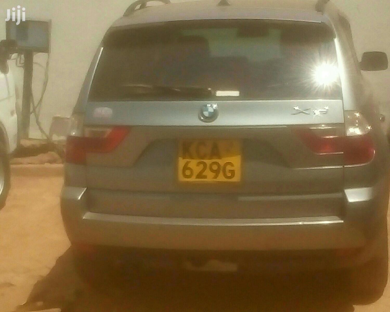 BMW X3 2007 2.5si Exclusive Gray | Cars for sale in Karuri, Kiambu, Kenya