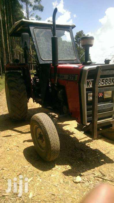 MF 275 XTRA Tractor 2WD Diesel 2013 KTCB/K   Heavy Equipment for sale in Nairobi South, Nairobi, Kenya