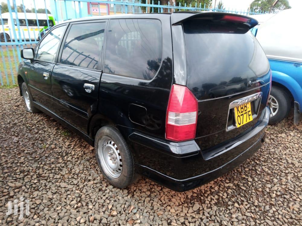 Mitsubishi Chariot 2002 Black | Cars for sale in Eldoret CBD, Uasin Gishu, Kenya