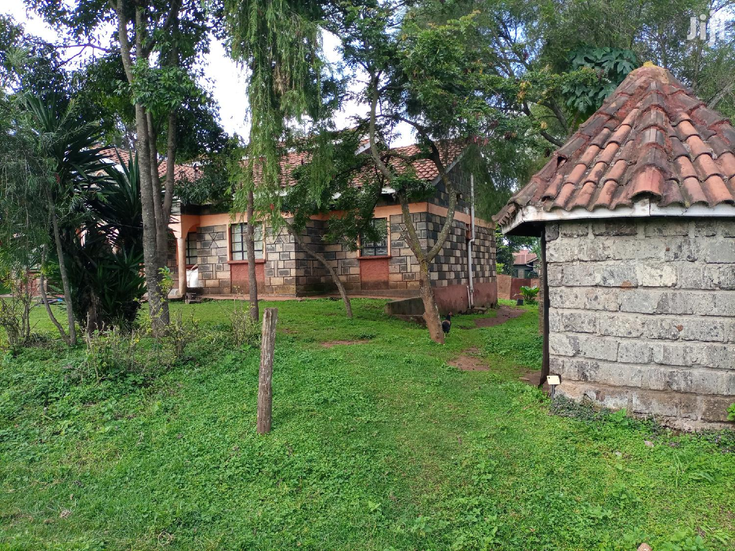A Bungalow House for Sale in Ngarariga Limuru