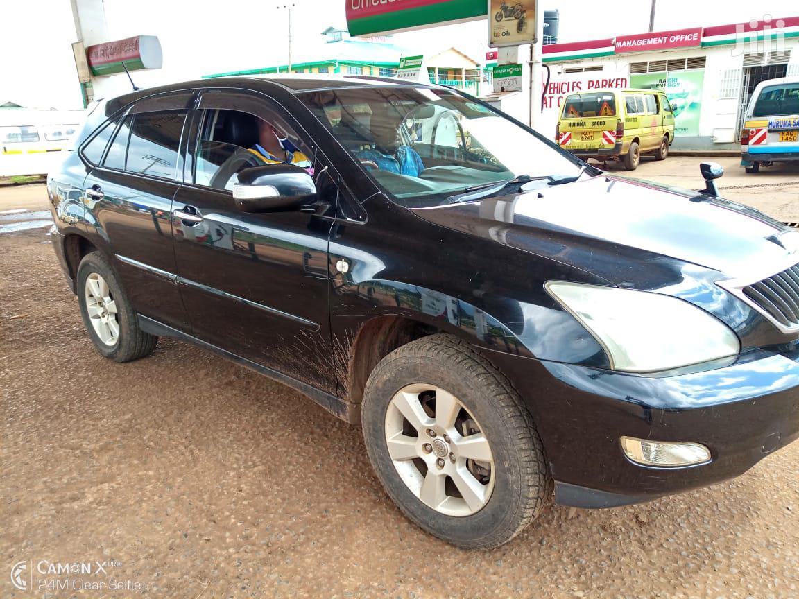 Toyota Harrier 2009 Black | Cars for sale in Eldoret CBD, Uasin Gishu, Kenya