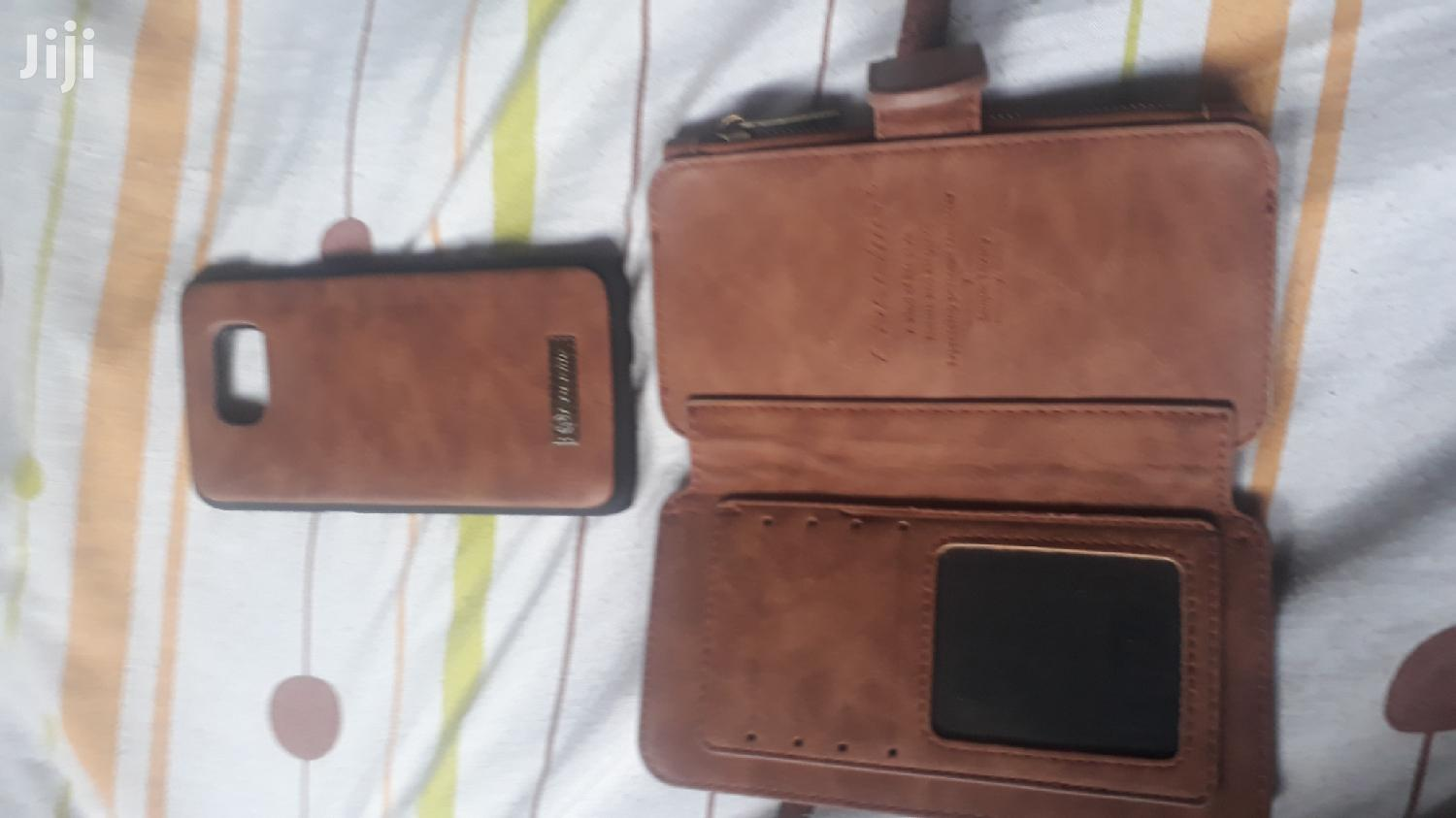 Archive: Mobile Cover for S7 Comes With Hand Wallet Mtumba