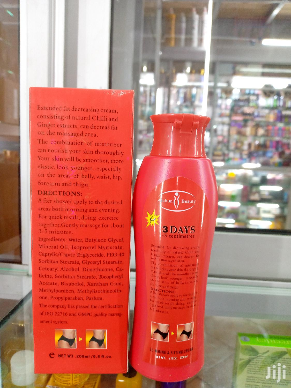 Aichum Beauty Flat Tummy Cream Fat Arms, Legs Neck Etc | Vitamins & Supplements for sale in Nairobi Central, Nairobi, Kenya