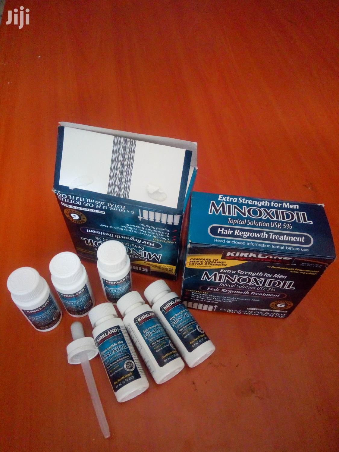 Kirkland Minoxidil 5% Topical Solution | Hair Beauty for sale in Eastleigh, Nairobi, Kenya