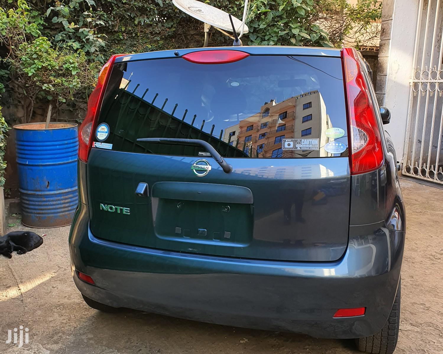 Nissan Note 2012 1.4 Blue | Cars for sale in Parklands/Highridge, Nairobi, Kenya