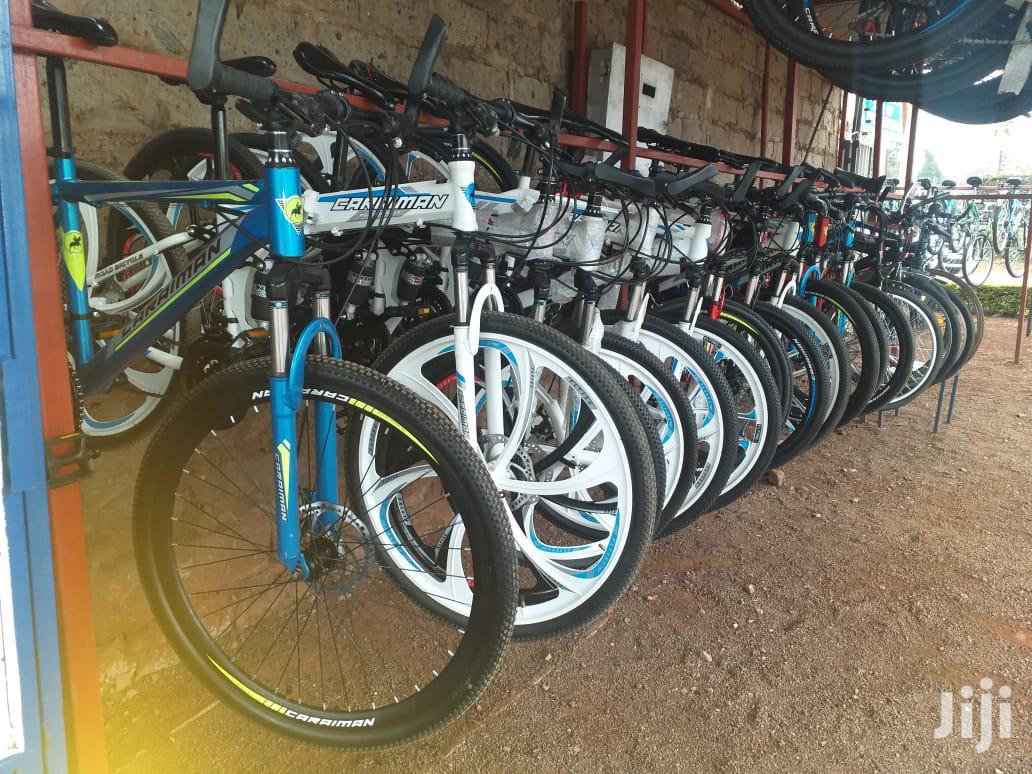 Caraiman Foldable Mountain Bikes