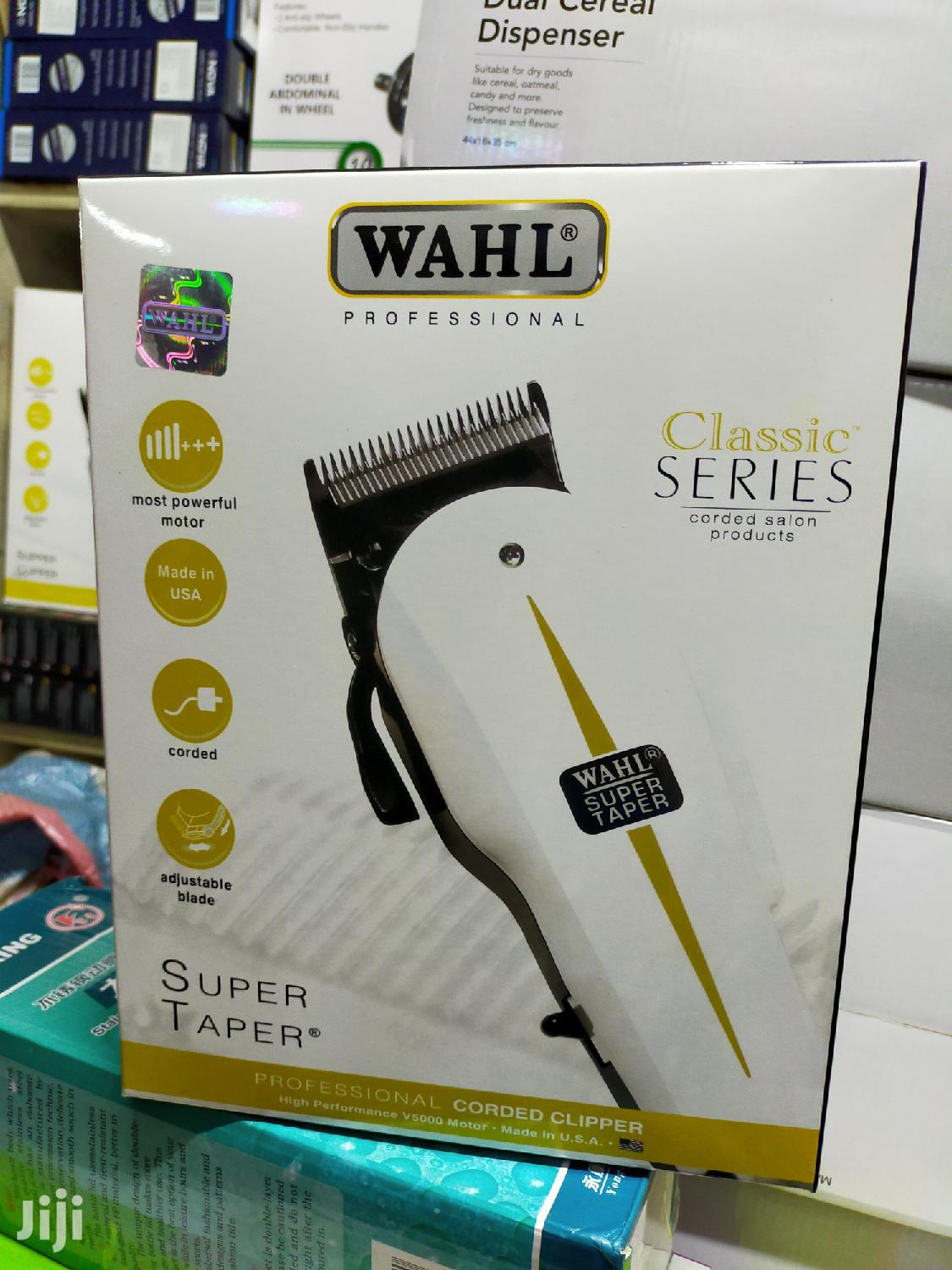 Wahl Original Shaving Machine