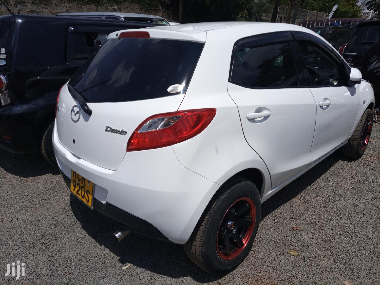 Mazda Demio 2011 White | Cars for sale in Nairobi Central, Nairobi, Kenya