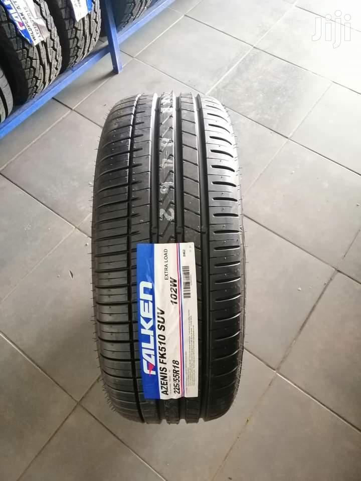 225/55 R18 Falken Tyre 102 W