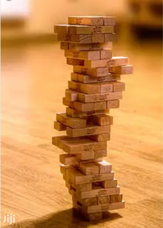Jenga Tower Game