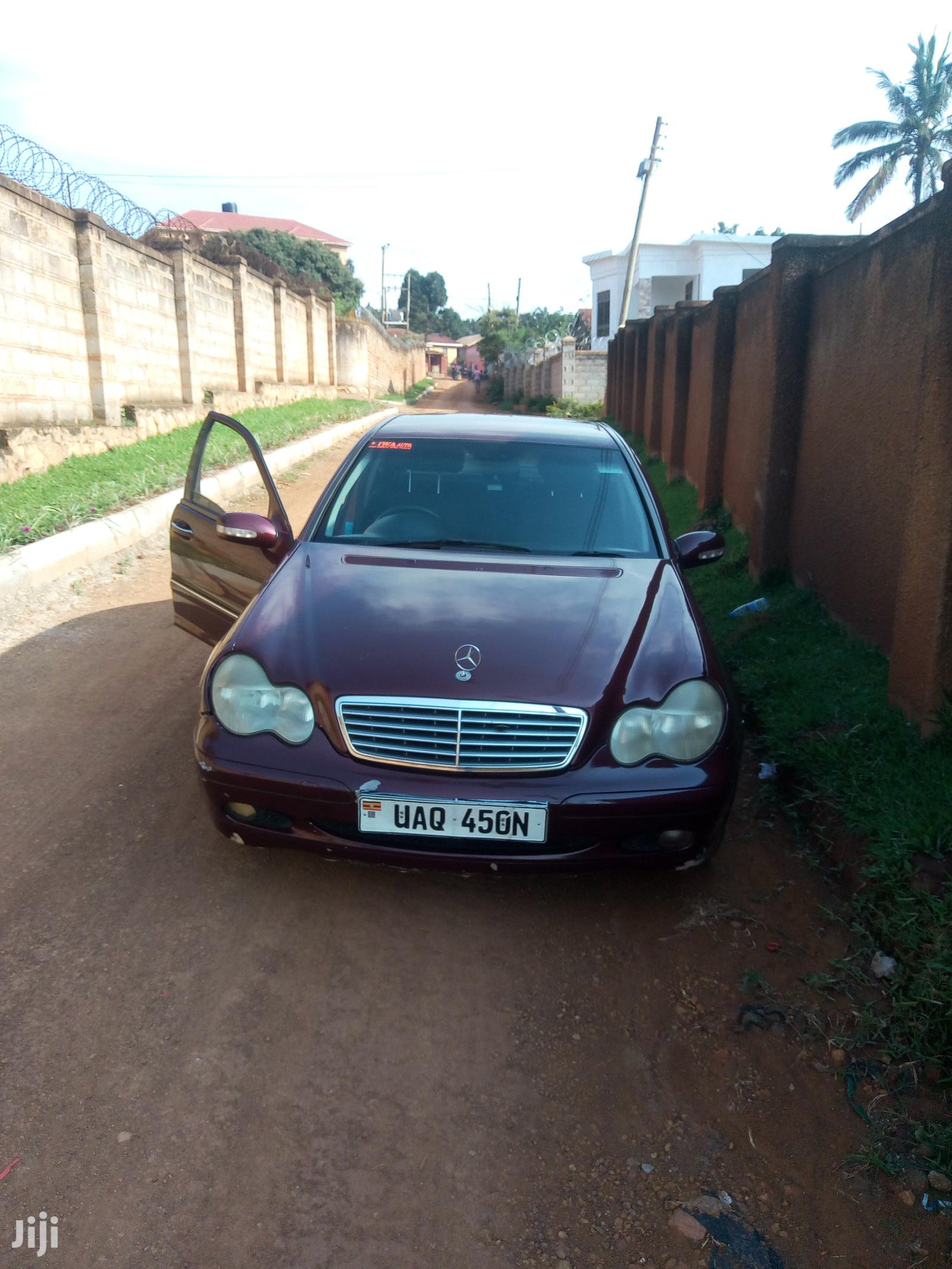 Mercedes-Benz C200 2002 Red | Cars for sale in Nairobi Central, Nairobi, Kenya