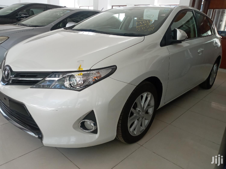 Toyota Auris 2013 White | Cars for sale in Mvita, Mombasa, Kenya